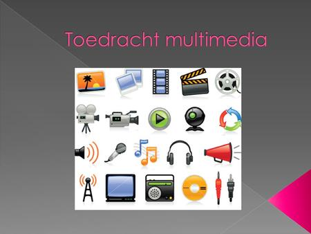 Toedracht multimedia (Liesbeth).