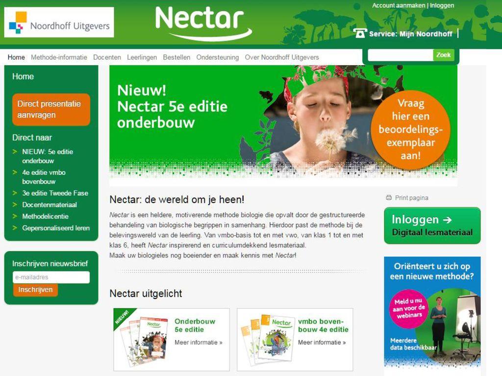 Nieuw Nectar 5e Editie Onderbouw Ppt Download