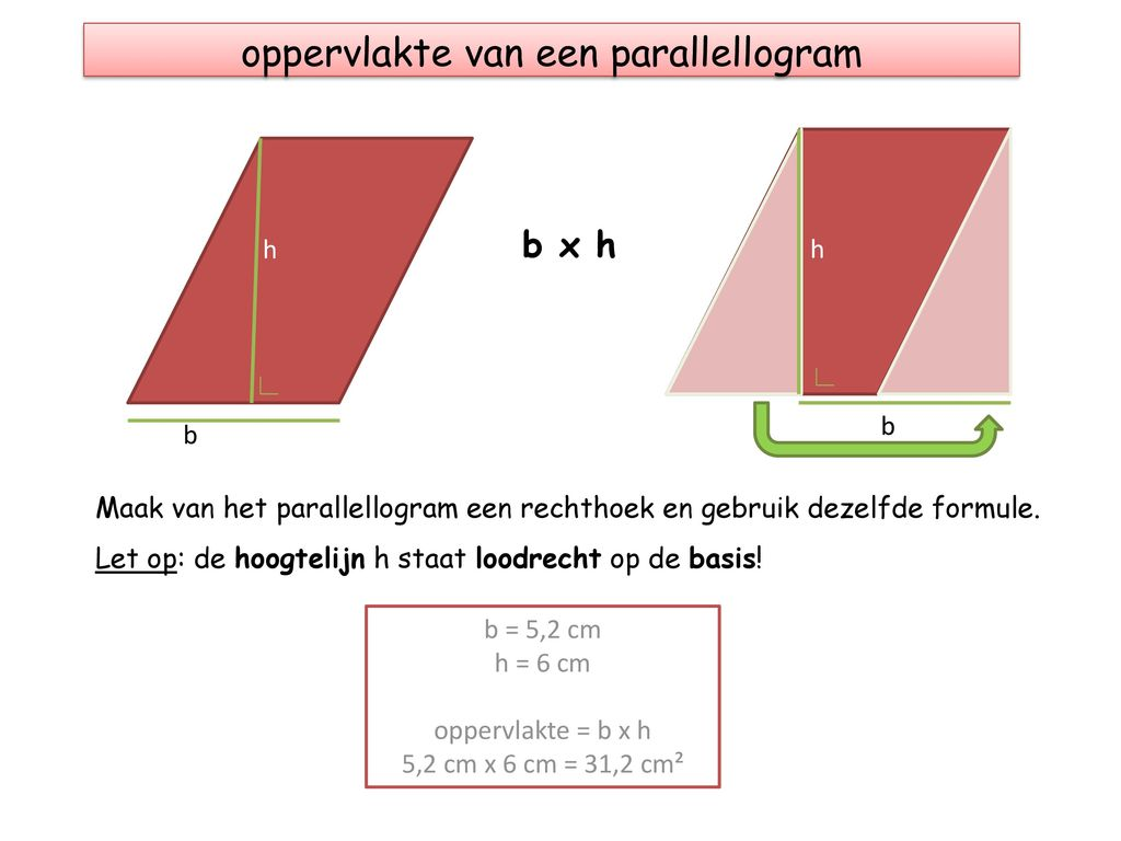 Metend Rekenen 5de Leerjaar Ppt Download