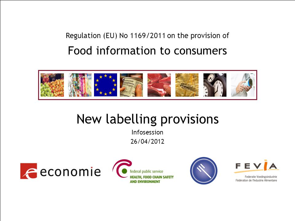 New labelling provisions