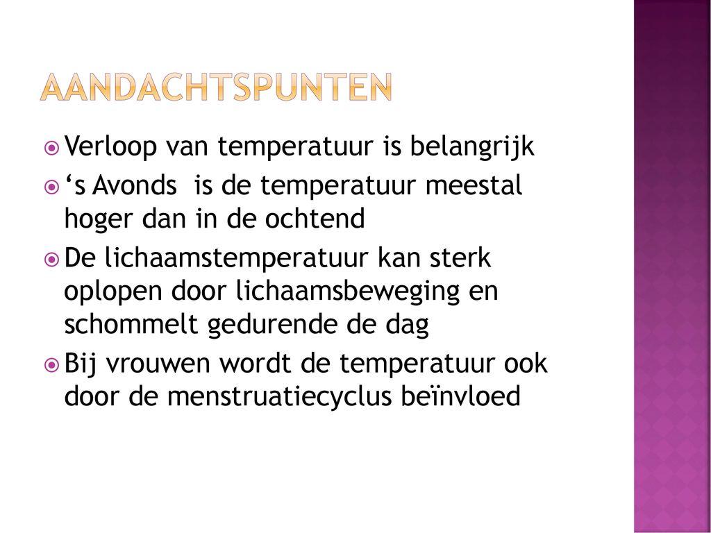 Longen Temperatuur Opmeten Ppt Download