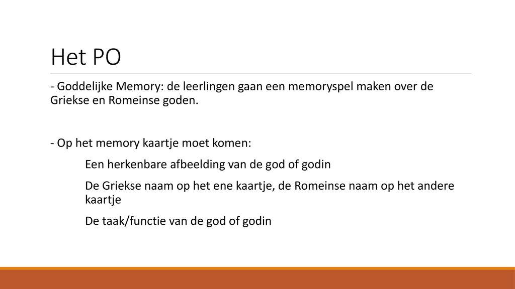 Onwijs PO Griekse en Romeinse goden. - ppt download MC-83