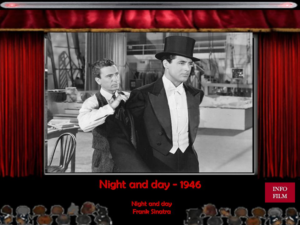 Night and day INFO FILM Night and day Frank Sinatra
