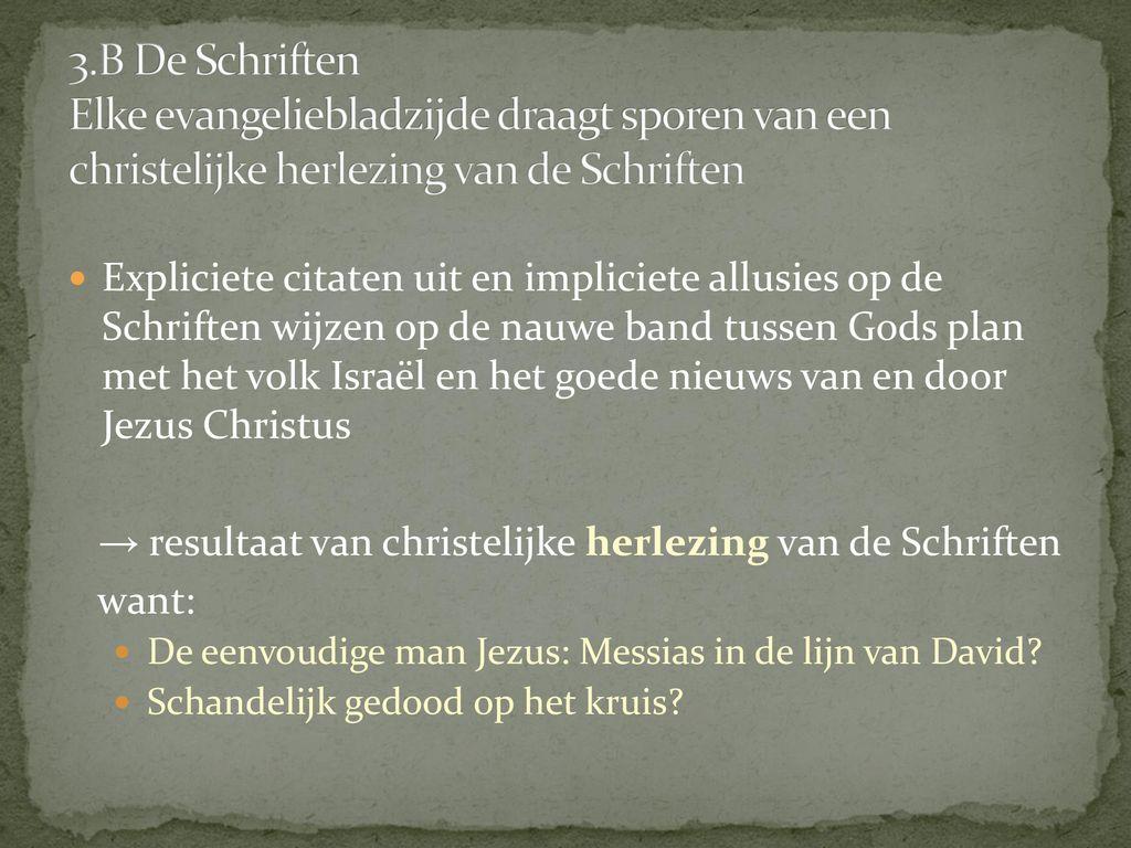 Citaten Jezus : Sleutelbegrippen voor het ontsluiten van de evangeliën: ppt download
