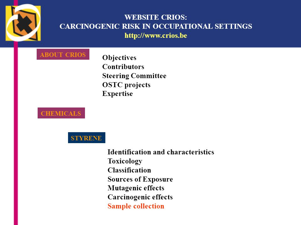 CARCINOGENIC RISK IN OCCUPATIONAL SETTINGS