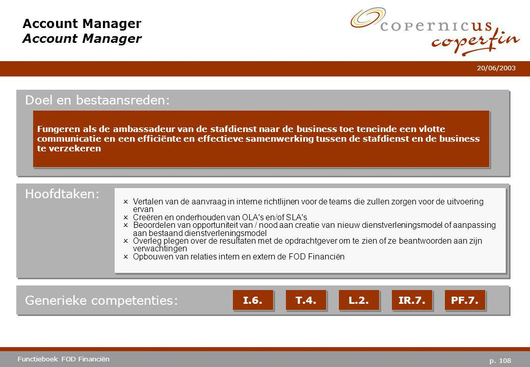 Account Manager Account Manager