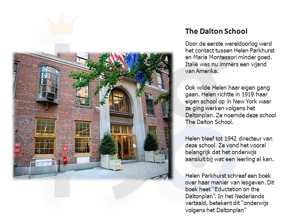 The Dalton School