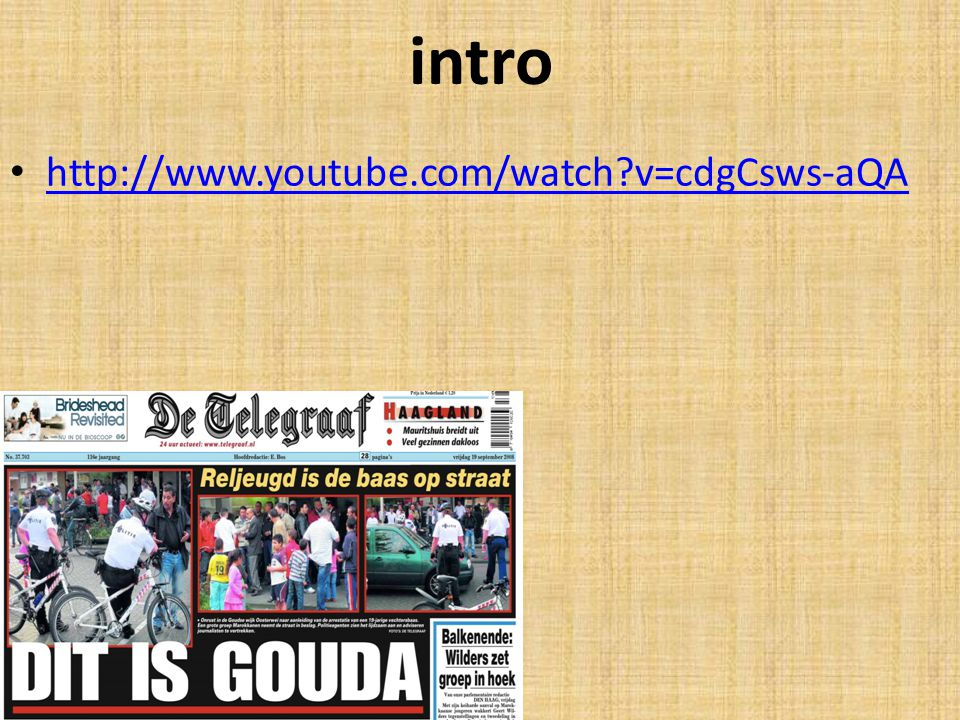 intro http://www.youtube.com/watch v=cdgCsws-aQA