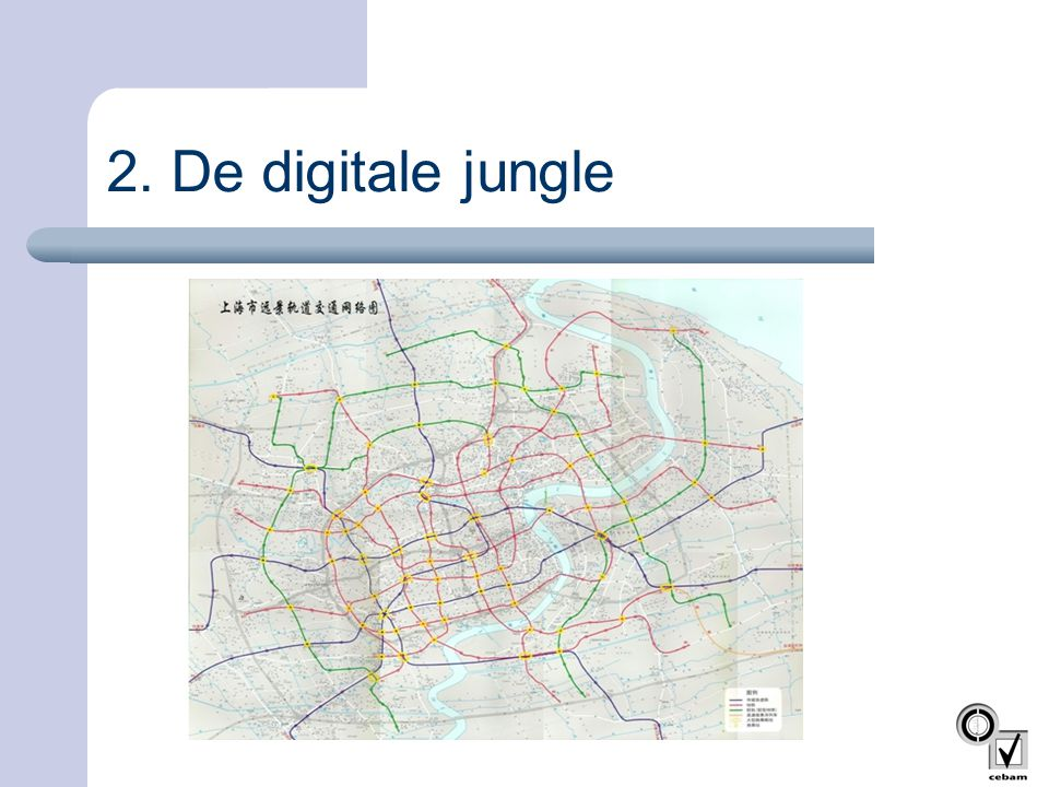 2. De digitale jungle