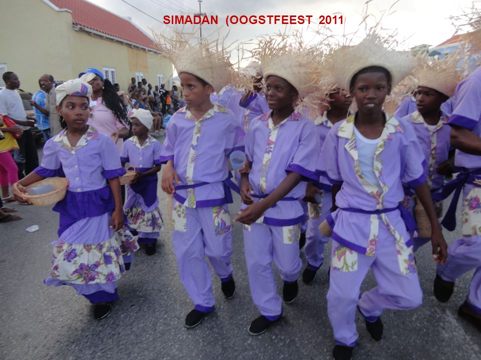 SIMADAN (OOGSTFEEST 2011