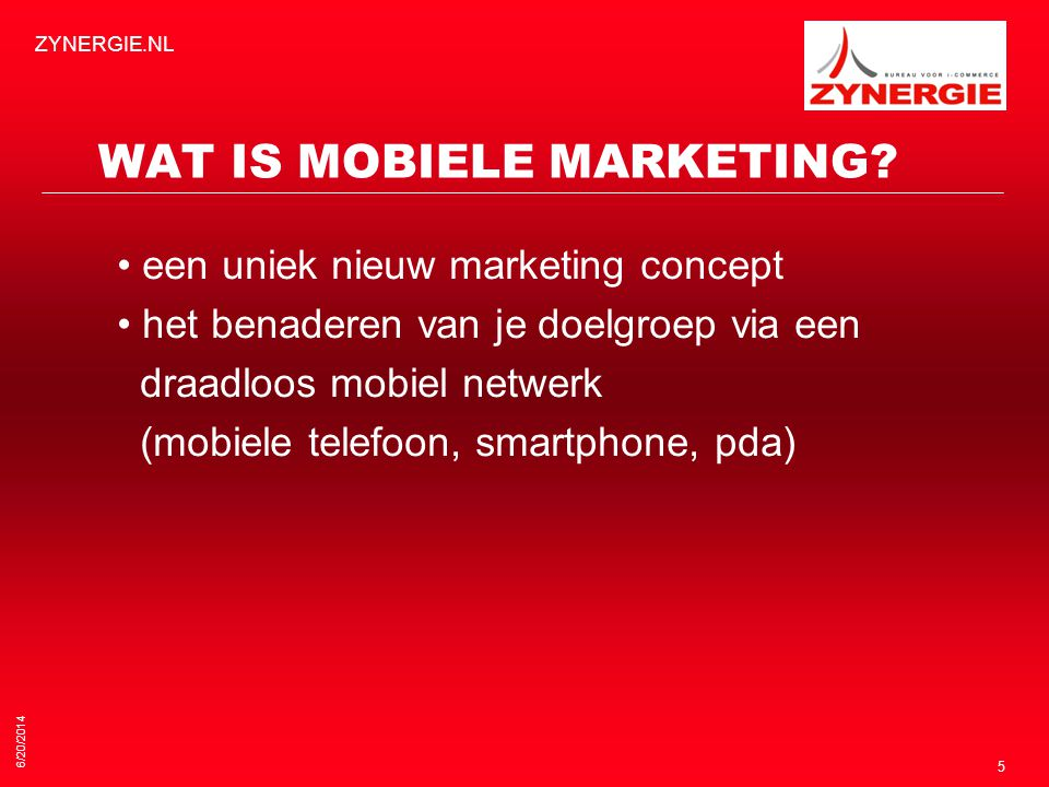WAT IS MOBIELE MARKETING