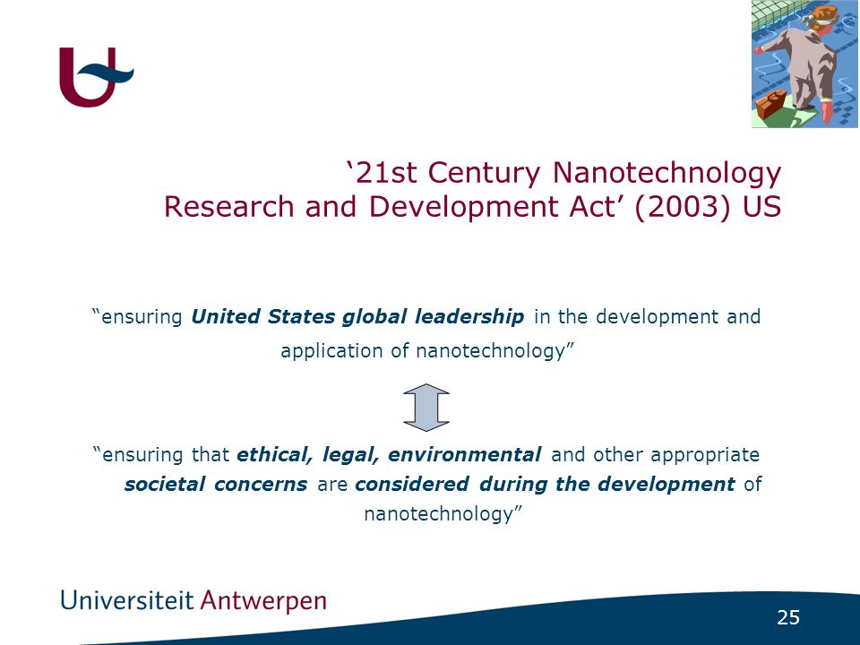 Towards a European Strategy for Nanotechnology (EC, 2004)