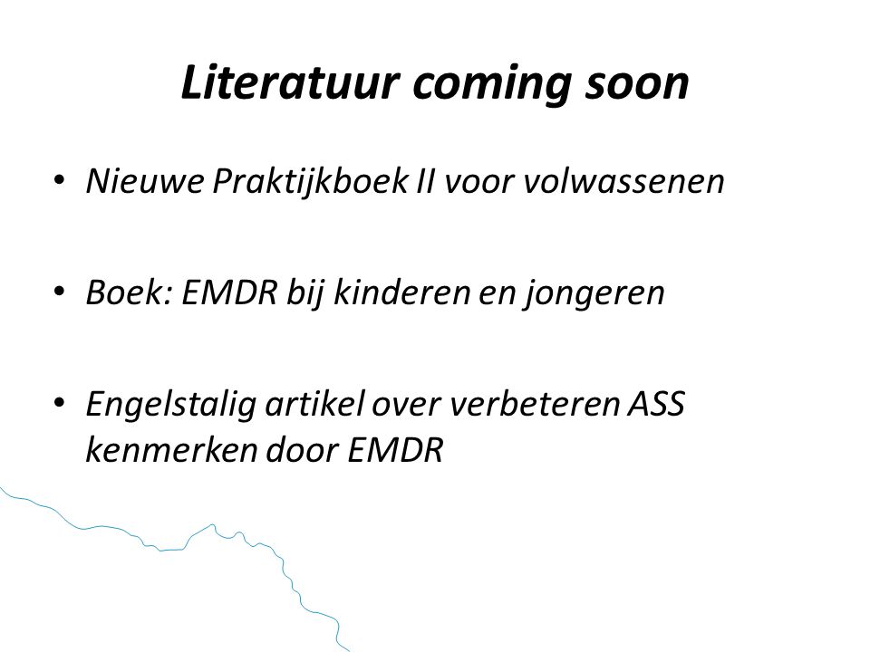 Literatuur coming soon