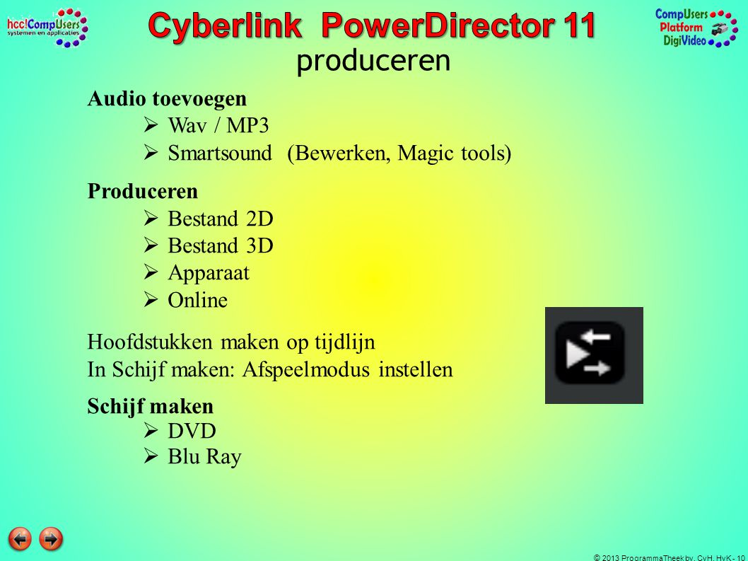 produceren Audio toevoegen Wav / MP3