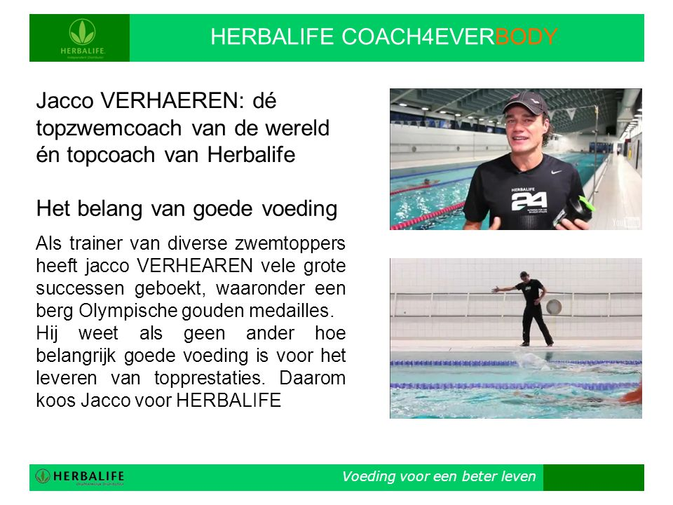 HERBALIFE COACH4EVERBODY
