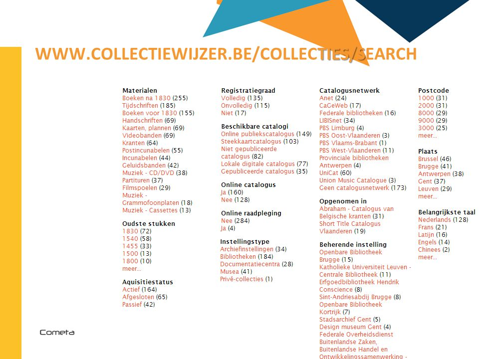 www.collectiewijzer.be/collecties/search