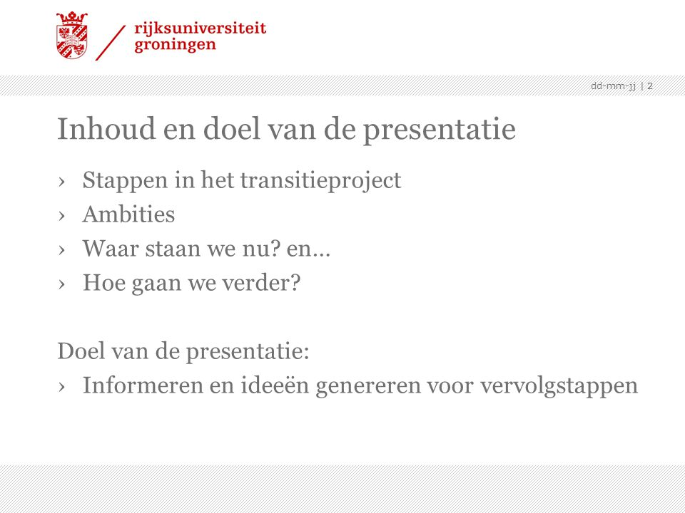 New Transitie Ouderenzorg - ppt video online download &TL32