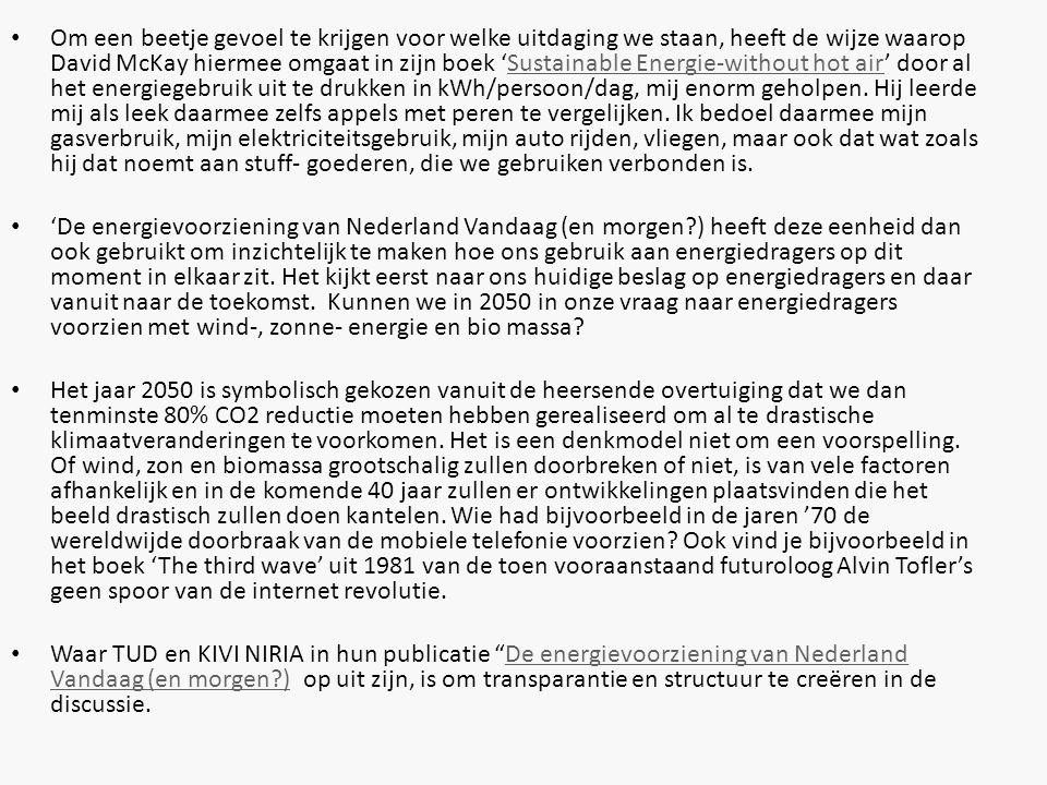 De Energievoorziening Van Nederland Vandaag En Morgen Ppt Video