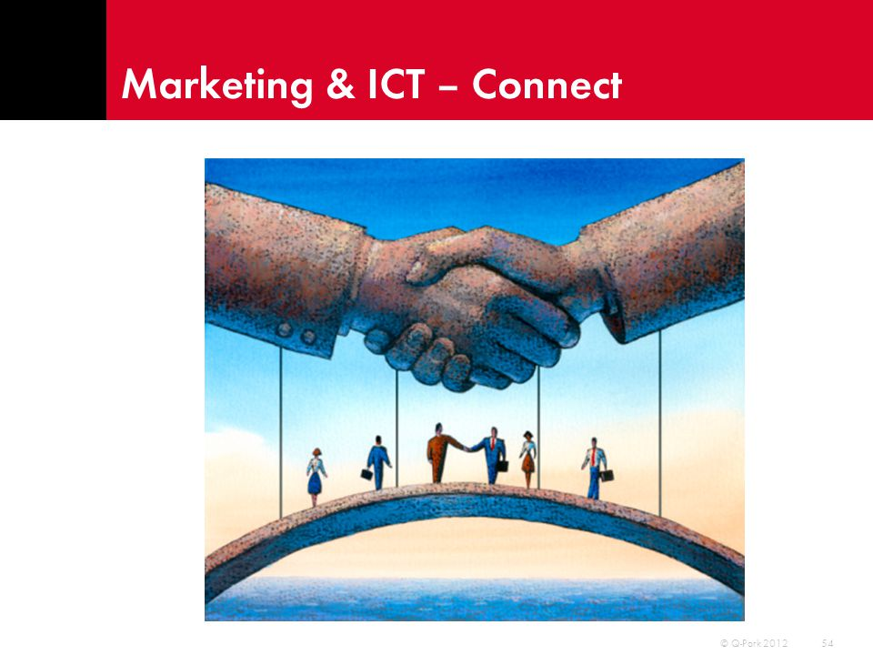 Marketing & ICT – Connect