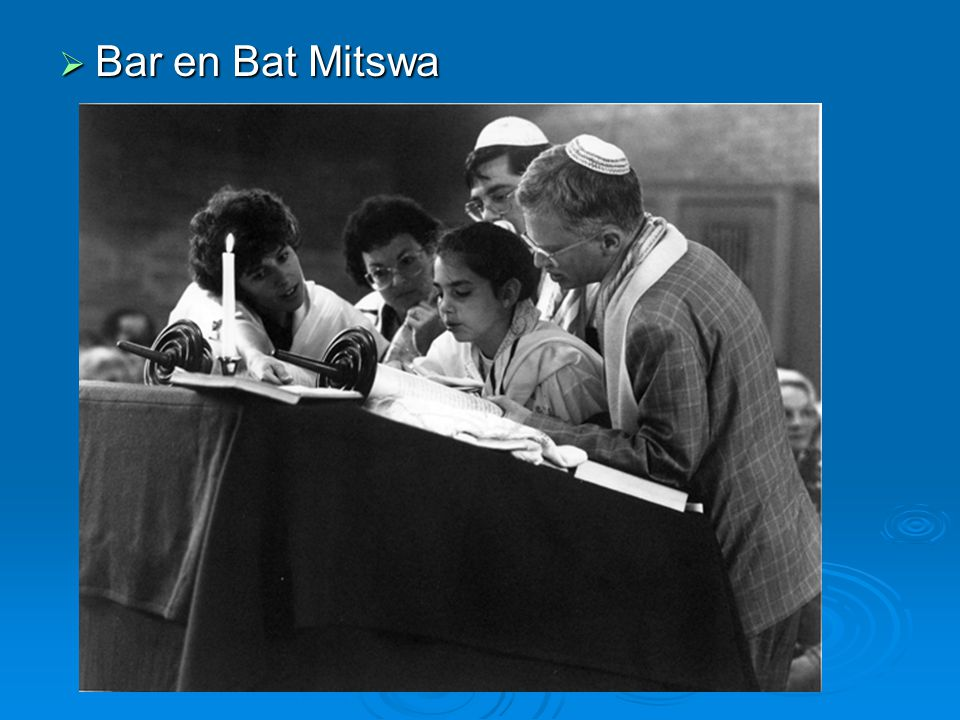 Bar en Bat Mitswa