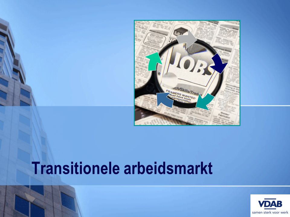 Transitionele arbeidsmarkt