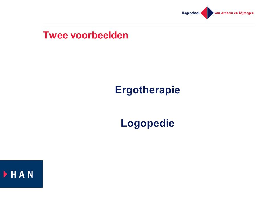 Ergotherapie Logopedie