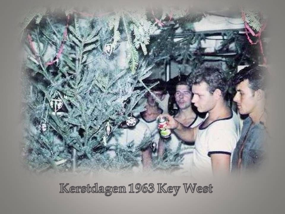 Kerstdagen 1963 Key West