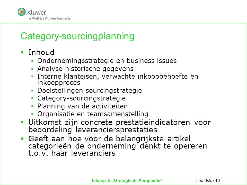 Category-sourcingplanning
