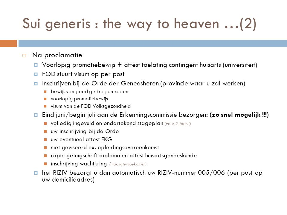 Sui generis : the way to heaven …(2)