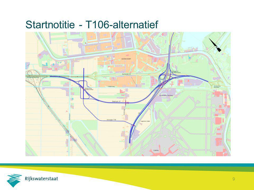 Startnotitie - T106-alternatief