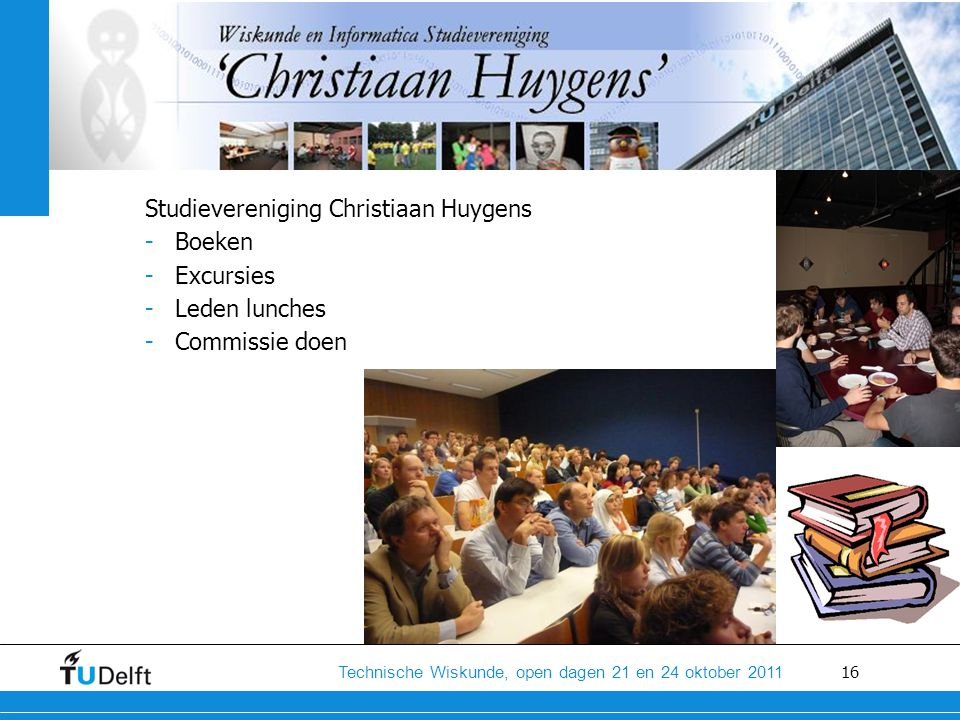 Studievereniging Christiaan Huygens