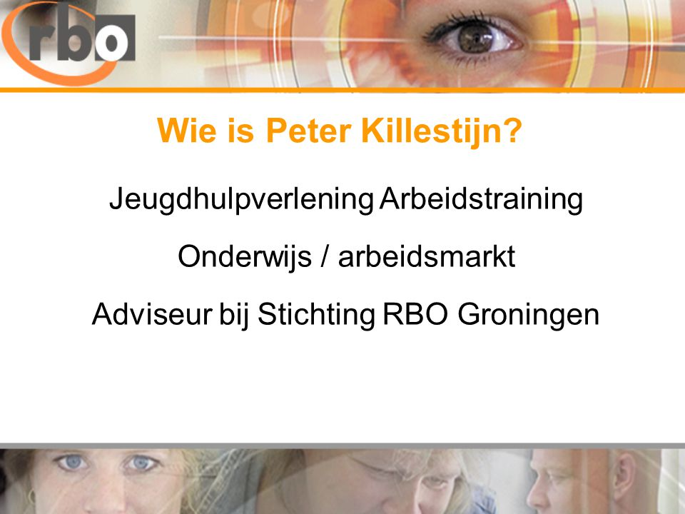 Wie is Peter Killestijn