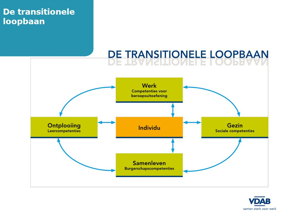 De transitionele loopbaan