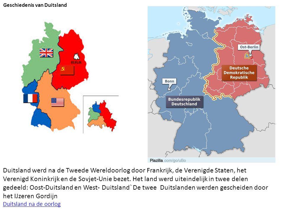 Hoofdstuk 4 Duitsland, een land in Europa - ppt video online download