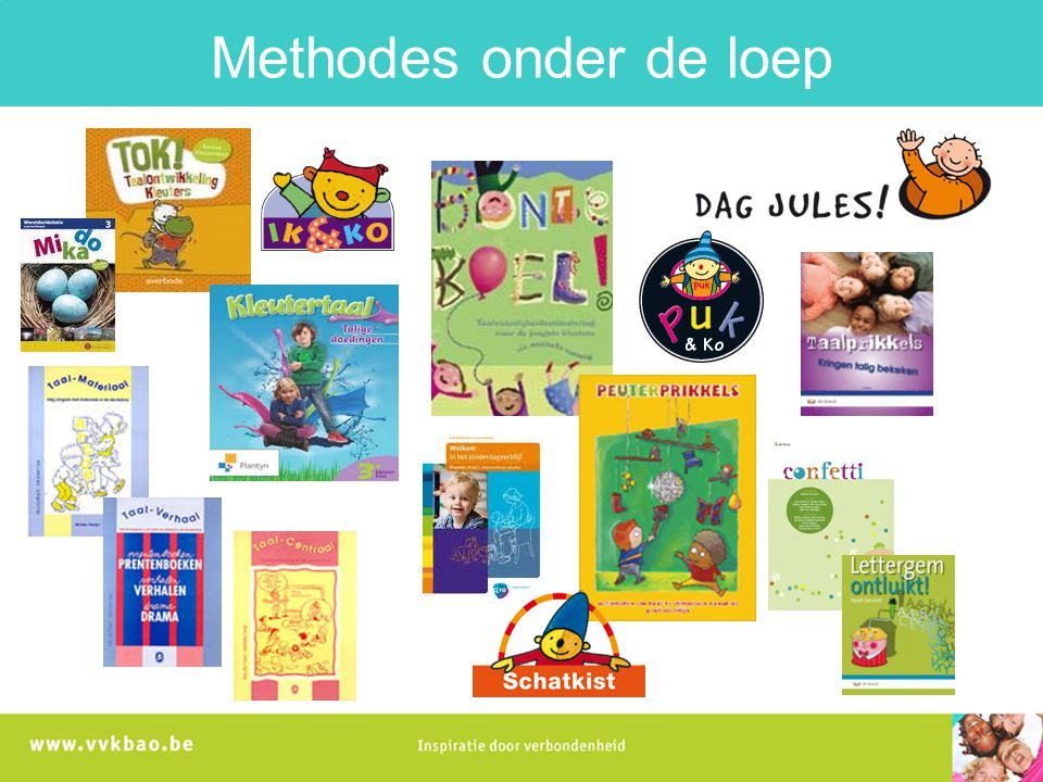 Methodes onder de loep methodes :