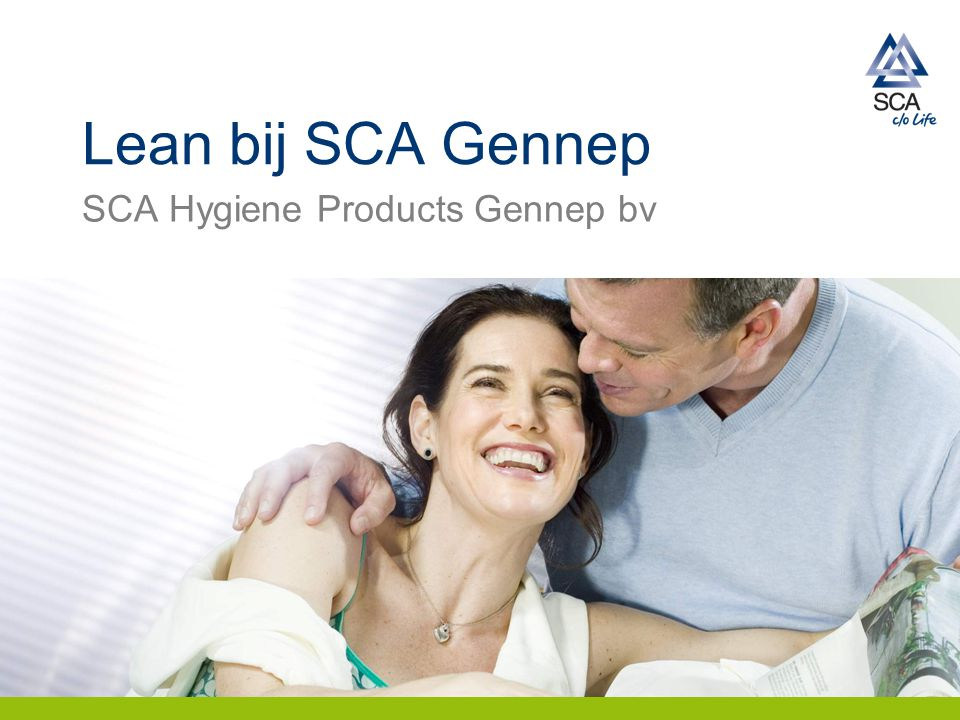 SCA Hygiene Products Gennep bv