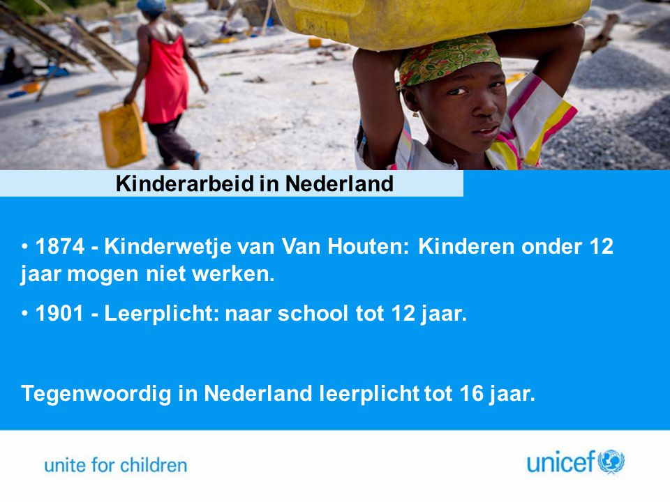 Kinderarbeid in Nederland
