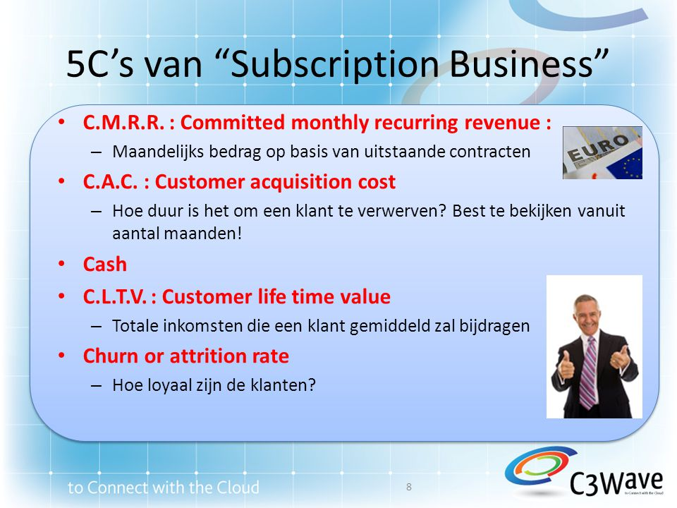 5C's van Subscription Business