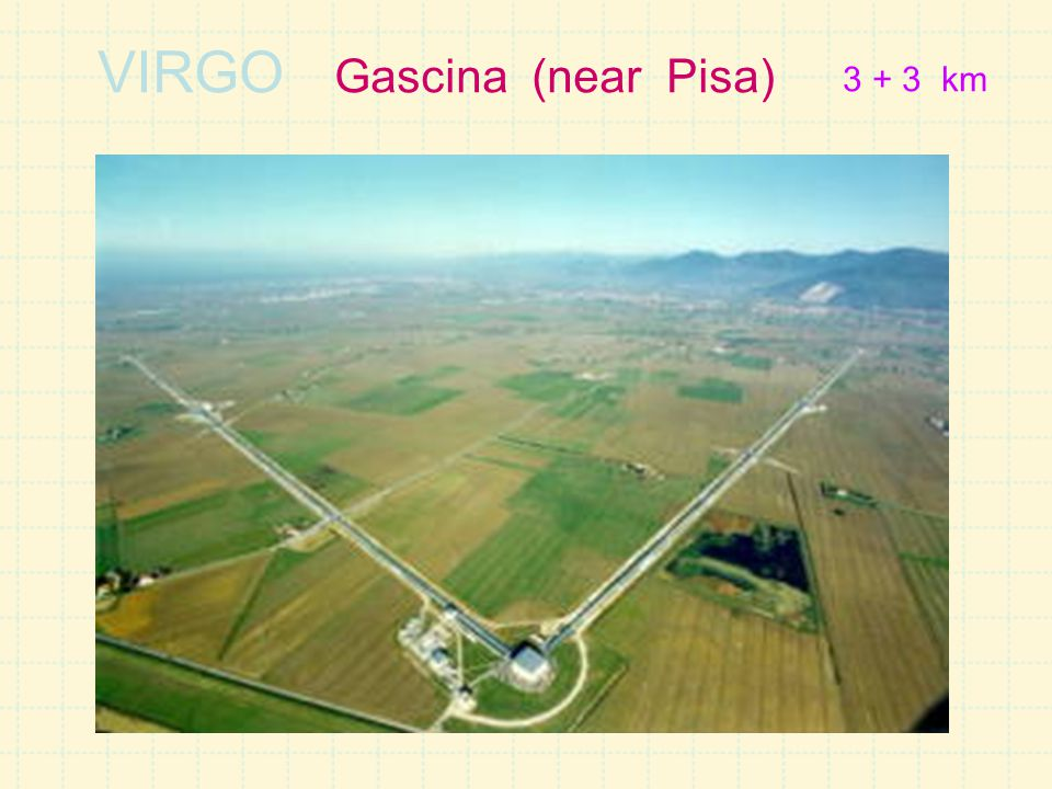 VIRGO Gascina (near Pisa)