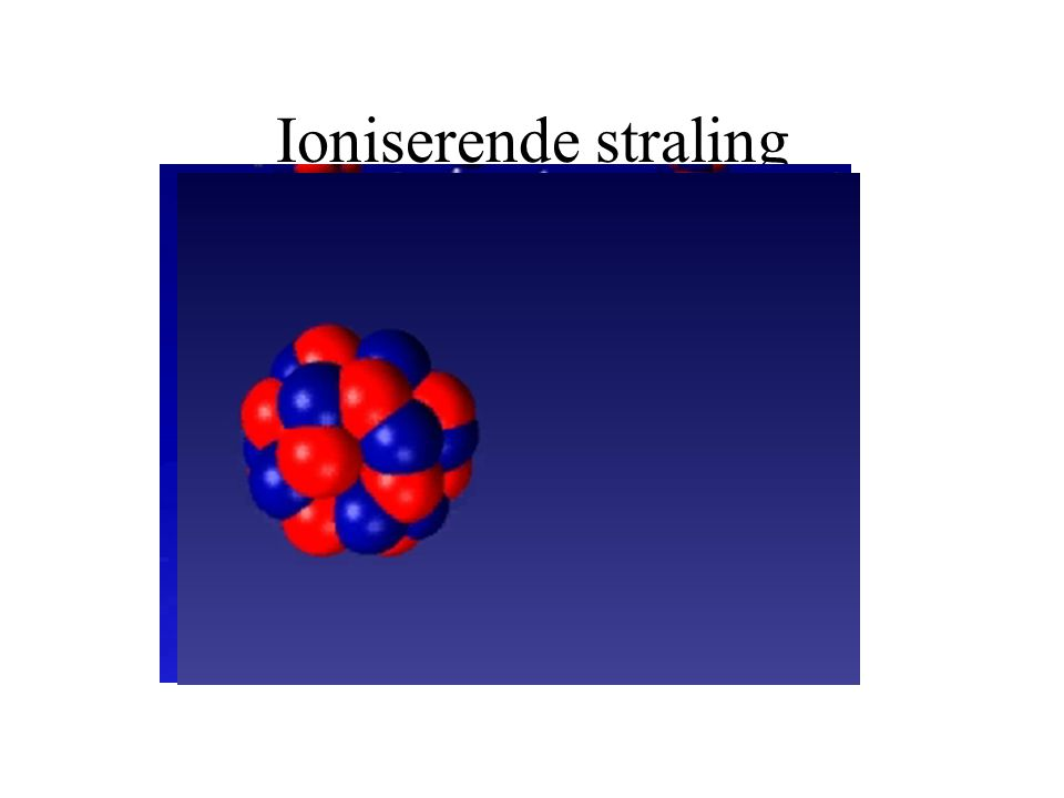 Ioniserende straling