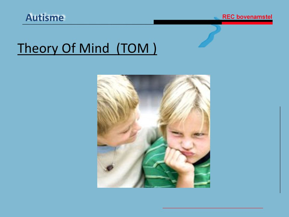 Theory Of Mind (TOM )