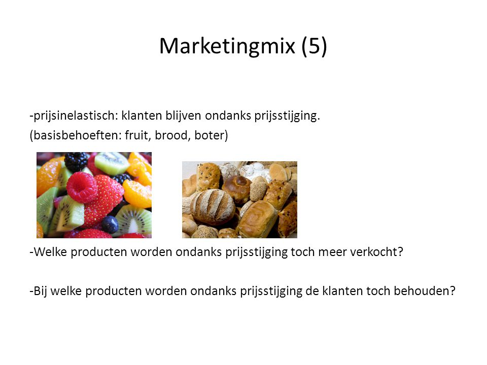 Marketingmix (5)