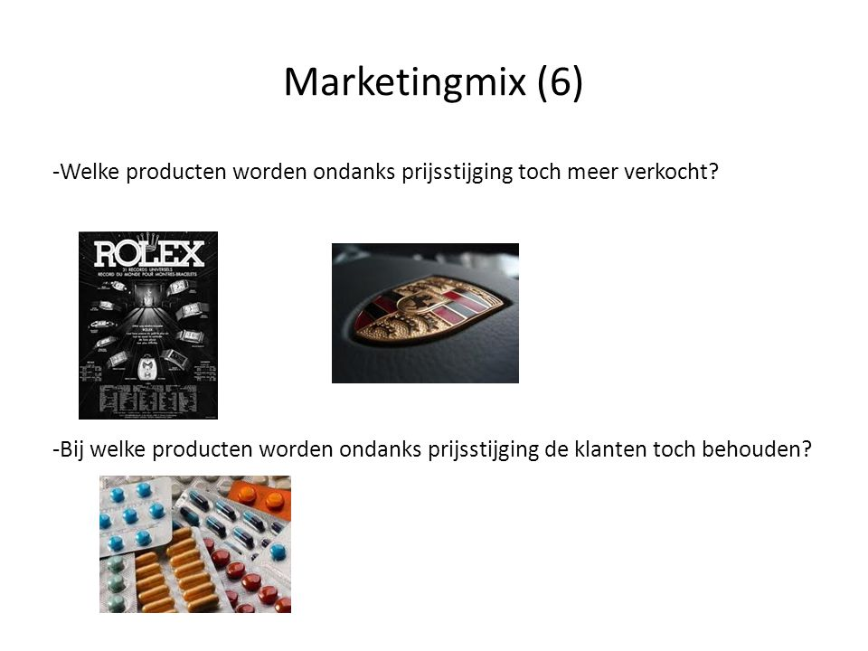 Marketingmix (6)