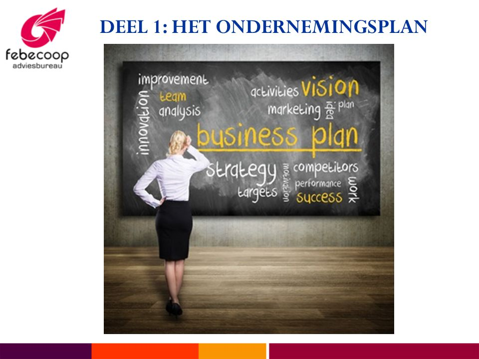 ondernemingsplan adviesbureau Kennismaken Peter Bosmans Gedelegeerd bestuurder Febecoop  ondernemingsplan adviesbureau