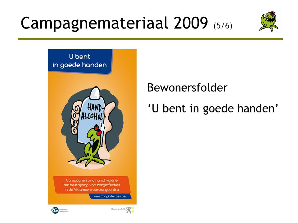 Campagnemateriaal 2009 (5/6)