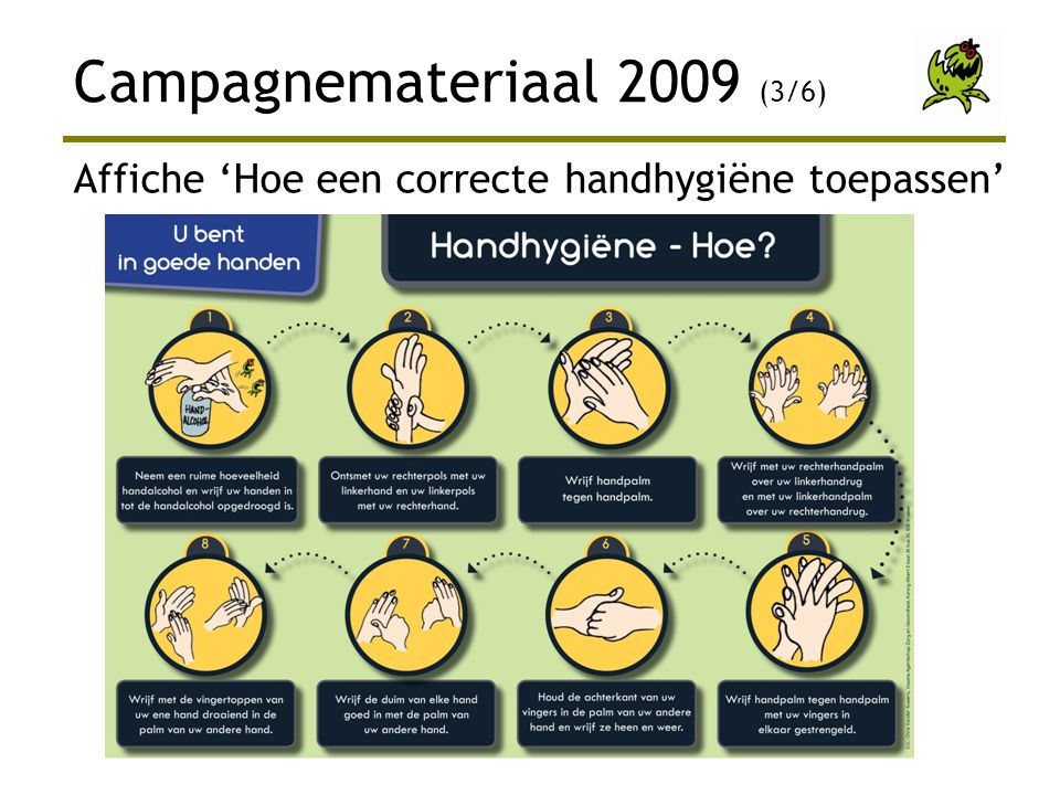 Campagnemateriaal 2009 (3/6)