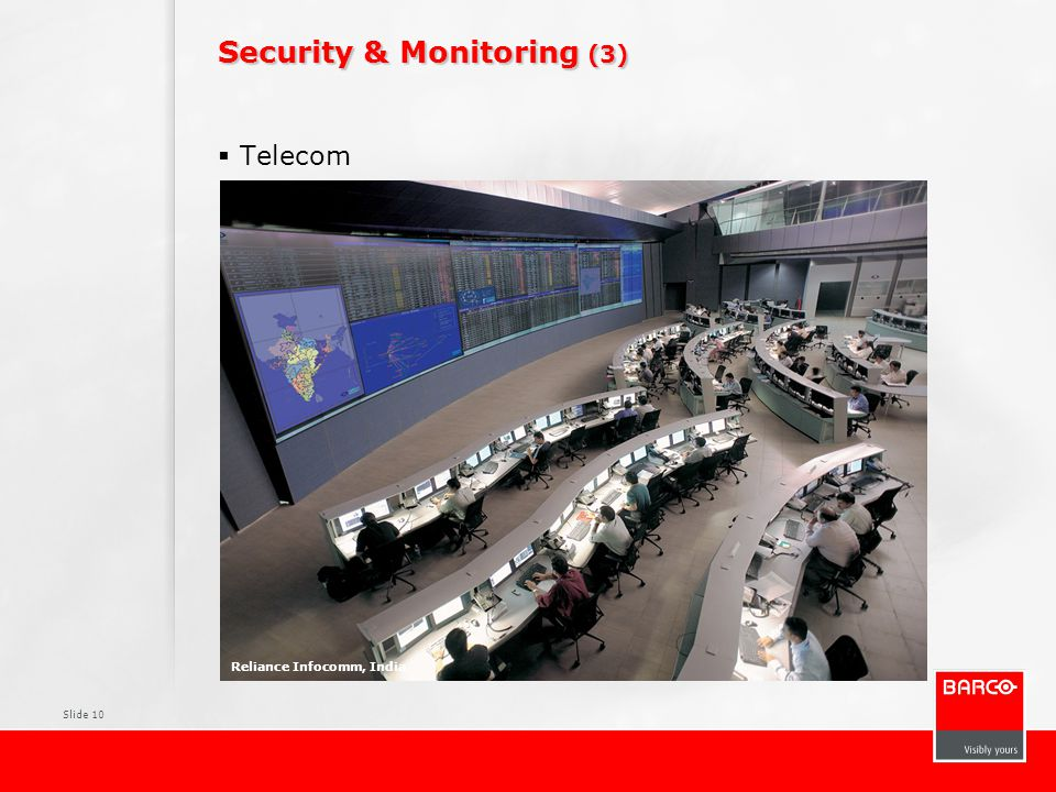 Security & Monitoring (3)