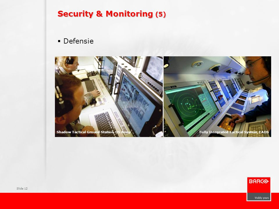 Security & Monitoring (5)