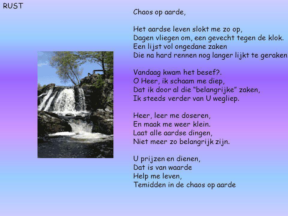 Extreem Mooie gedichten Met onder andere: Rust Bemoedigende verhalen @AZ97