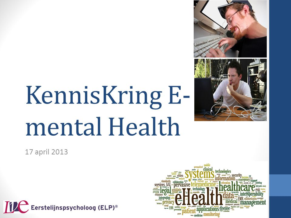 KennisKring E-mental Health